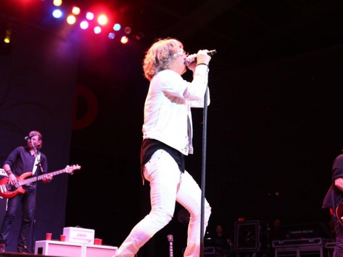 Collective Soul at Constellation Brands Performing Arts Center